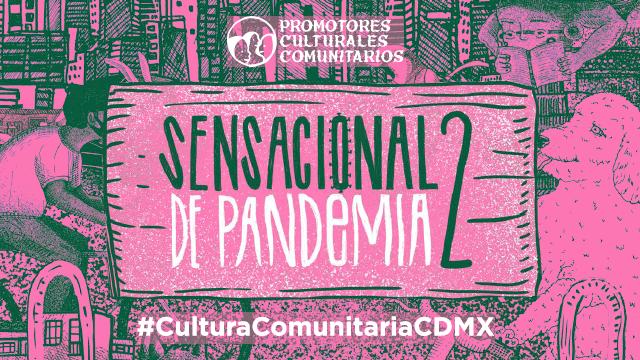 Sensacional Pandemia vol. 2