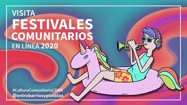 Visita Festivales Comunitarios 2020