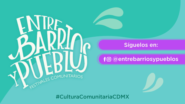 Sigue a Festivales de Barrio en sus Redes Sociales