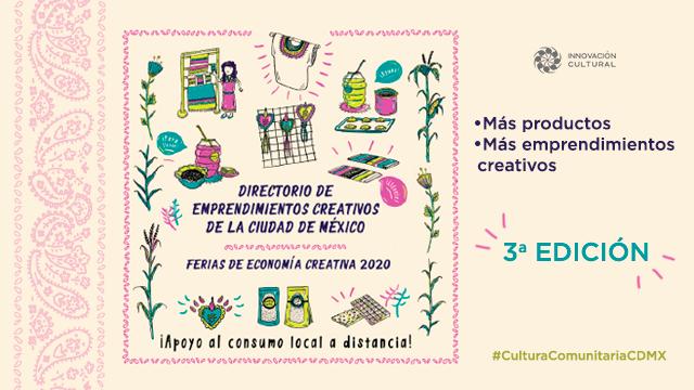 Directorio de Emprendimientos Creativos de la Ciudad de México