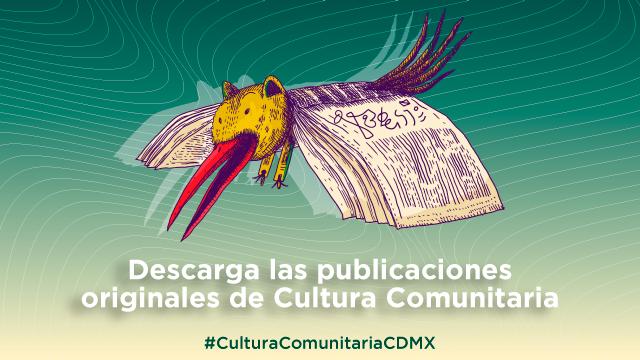 Descarga las Publicaciones de Cultura Comunitaria