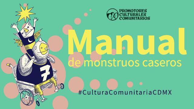 Manual de Monstruos Caseros